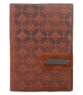 Обложка для паспорта «Макей» 009-10-03-13 130*98 мм, коричневая