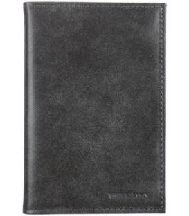 Обложка для паспорта Versado 063.1 95*140 мм, серая