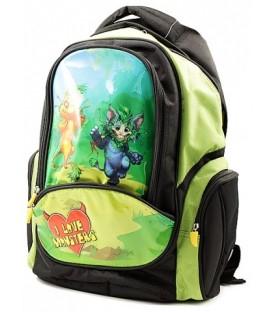 Рюкзак для средних классов I Love Monsters 460*290*150 мм