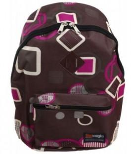 Ранец для средних и старших классов Cagia 400*220*170 мм