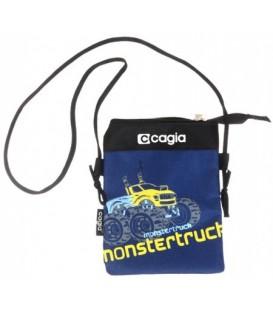 Сумка детская Cagia Monstertruck 200*160 мм