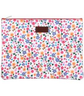 Папка для тетрадей «Феникс+» 330*240 мм, «Цветы»