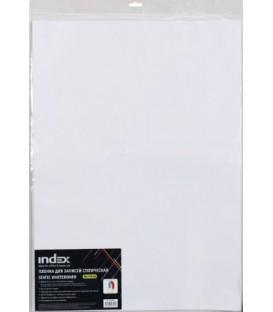 Пленка маркерная для записей Index 50*70 см, белая