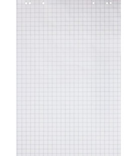 Блок бумажный для флипчартов Index 60*90 см, 20 л., клетка