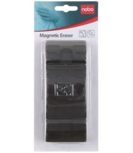 Стиратель для очистки досок Nobo Magnetic Eraser магнитный черный