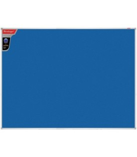 Доска фетровая Berlingo 90*120 см, синяя