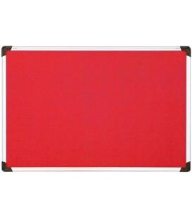 Доска текстильная Index 60*90 см, красная