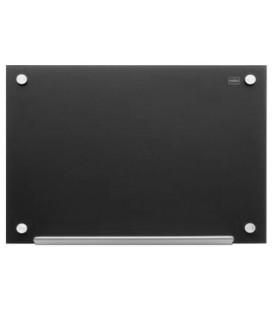 Доска маркерная магнитная стеклянная Nobo Diamond 99*56 cм, черная