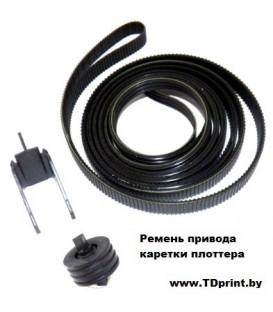 C4705-60082 Ремень каретки (D-size) HP DJ 230/250/330/350/430/450/455/488/700