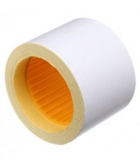Ценник на клейкой основе Economix 50*40 мм, 100 шт., прямоугольный, белый