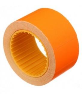 Ценник на клейкой основе Economix 30*40 мм, 150 шт., прямоугольный, оранжевый