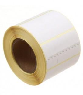 Термоэтикетки 58*40 мм, 550 шт., в рулоне (цена за 1 рулон)