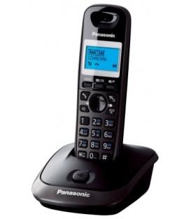 Телефон KX-TG2511RU Panasonic беспроводной темно-серый металлик