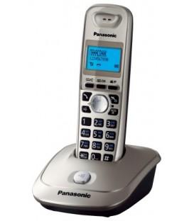 Телефон KX-TG2511RU Panasonic беспроводной платиновый цвет