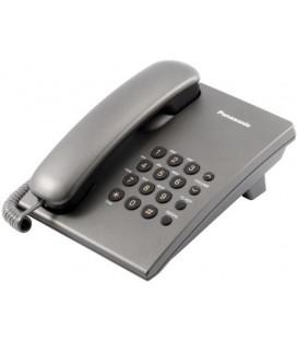 Телефон KX-TS2350RU Panasonic темно-серый металлик