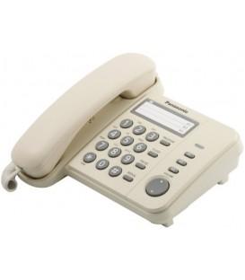 Телефон KX-TS2352RU Panasonic бежевый