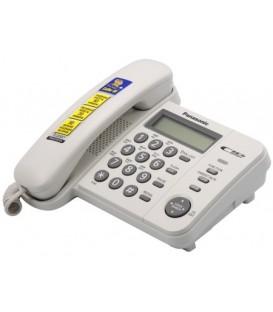 Телефон KX-TS2356RU Panasonic белый