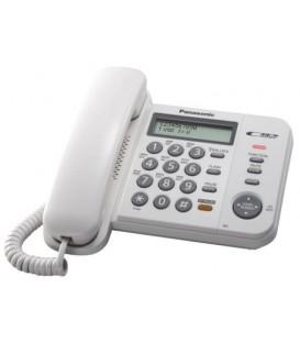 Телефон KX-TS2358RU Panasonic белый