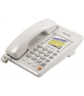 Телефон KX-TS2363RU Panasonic белый