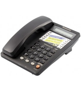 Телефон KX-TS2365RU Panasonic черный