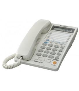 Телефон KX-TS2368RU Panasonic двухлинейный белый