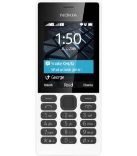 Телефон мобильный Nokia 150 DS White, корпус белого цвета