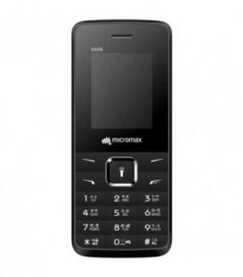 Телефон мобильный Micromax X408 Warm Grey, корпус темно-серого цвета