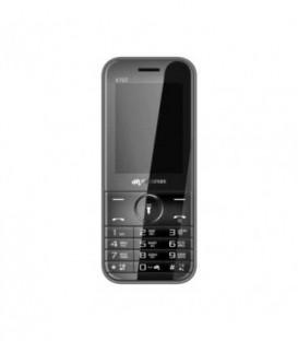 Телефон мобильный Micromax X707 Grey, корпус серого цвета