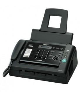 Факс лазерный Panasonic KX-FL 423 RU черный