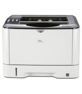 Принтер лазерный Ricoh SP 3500N A4, А5, А6 лазерная черно-белая печать 1200 х 1200 dpi, черно-серый