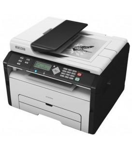 МФУ Ricoh SP 203SFNw A4, лазерная черно-белая печать 1200x600 dpi, сканер 600x600 dpi, дисплей, факс