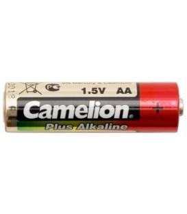 Батарейка щелочная Camelion Alkaline Plus AA, LR6, 1.5 V