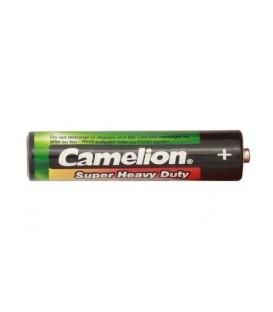Батарейка солевая Camelion Green AAA, R03P, 1.5V