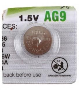 Батарейка щелочная дисковая Camelion Alkaline AG9, BP10, 1.5V
