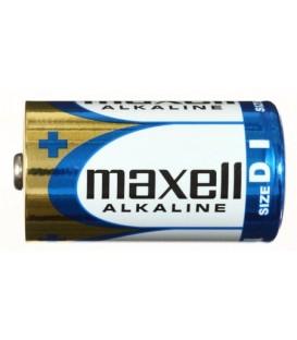 Батарейка щелочная Maxell Alkaline D, LR20 (цена за 1 шт.)