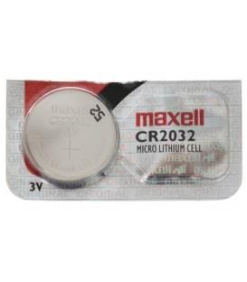 Батарейка литиевая Maxell Lithium 3V, CR2032