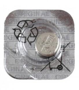 Батарейка дисковая Maxell Silver Oxide SR721W(361), 1.55V