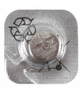 Батарейка дисковая Maxell Silver Oxide SR927W(399), 1.55V