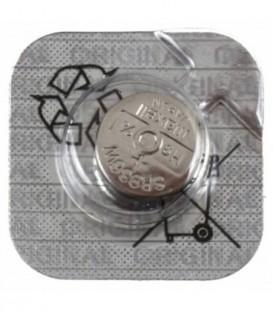 Батарейка дисковая Maxell Silver Oxide SR936W(380), 1.55V