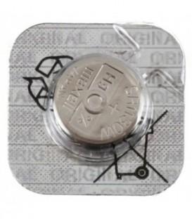 Батарейка дисковая Maxell Silver Oxide SR1130W(389), 1.55V