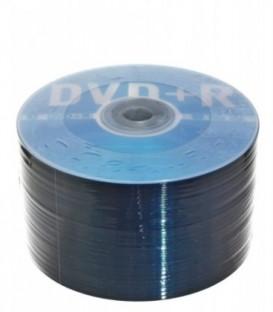 Компакт-диск DVD+R Data Standart 16x, Data Standard Bulk, 50 шт. в тубе