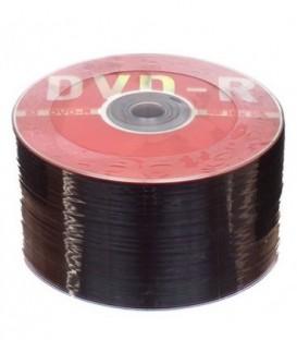 Компакт-диск DVD-R Data Standart 4x, 50 шт. в тубе