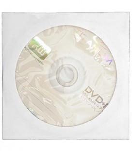 Компакт-диск DVD+R Titanum 8х, в бумажном конверте