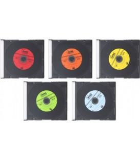 Компакт-диск CD-R Mirex 48х, в индивидуальной пластиковой упаковке