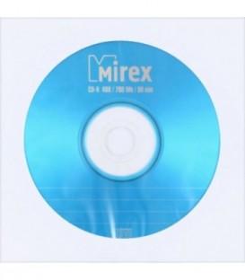Компакт-диск CD-R Mirex 48x, в бумажном конверте