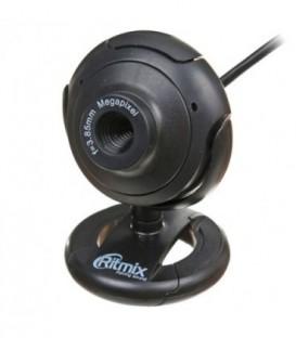 WEB-камера Ritmix RVC-006M черная