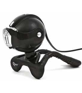 WEB-камера Gembird CAM67U USB, проводная, черная
