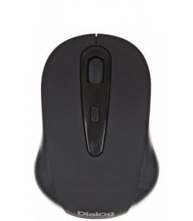 Мышь компьютерная Dialog Pointer MROP-05U USB, беспроводная, черная