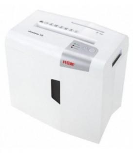 Шредер Shredstar X5 размер частиц 4,5*30 мм, белый + серебристый