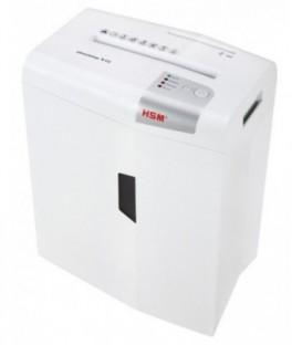 Шредер Shredstar X10 размер частиц 4,5*30 мм, белый + серебристый